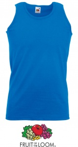 FRUIT OF THE LOOM Athletic Vest Man 165g