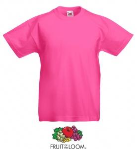 Friut Of The Loom  T-shirt ORIGINAL Kids 145g